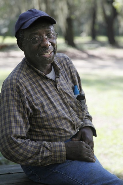 Ben Johnson Jr. grew up on St. Helena, left to build his career, then retired on the island to farm his family's land.